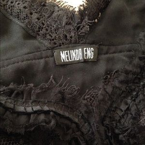 Melinda Eng Tops - Lace Couture tank by Melinda Eng