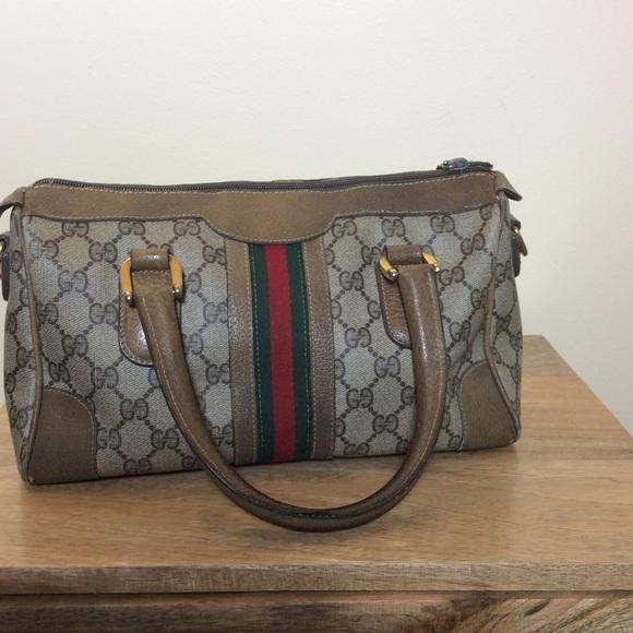 🛍24hr SALE🛍 GUCCI Vintage Doctor Bag