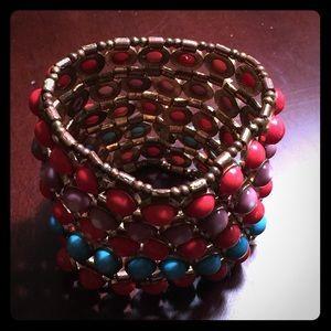 Cuff Elastic Bracelet