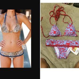 Kandy Wrappers brand new bikini set