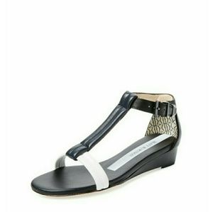 Matt Bernson Shoes - Matt Bernson Coppelia T-strap Sandals Leather 9M