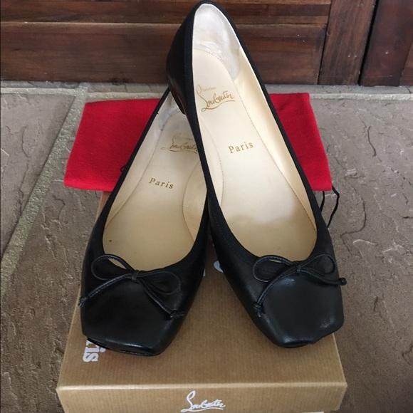 40c665a0b5b Christian Louboutin Shoes - Christian Louboutin flats