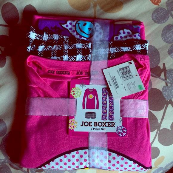 9cc9e10c2c0226 Joe Boxer Intimates   Sleepwear
