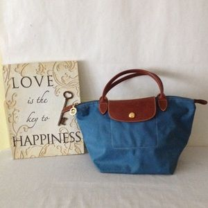 Longchamp Handbags - 😍😍SALE FIRM!! Longchamp Le Pliage Small Tote