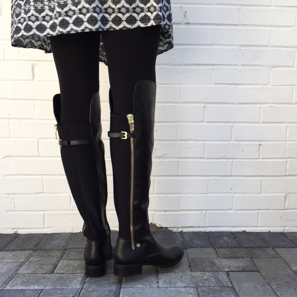 8fd06f00884 ... Calvin Klein Over the Knee Boots Sz 6m. M 56d5bcaa5c12f8f45201279f