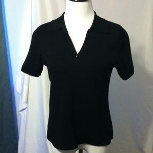Designers originals black sweater