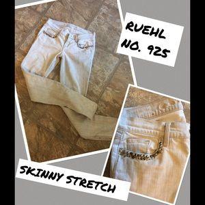 Ruehl No. 925 Denim - RUEHL NO. 925....SKINNY STRETCH JEANS