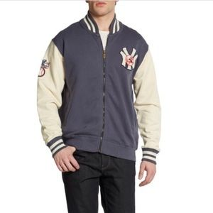 Red Jacket Jackets & Blazers - New York Yankees Oversized Zip Up Jacket