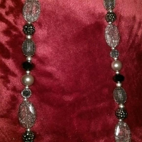 Premier Designs NYC Silver Necklace