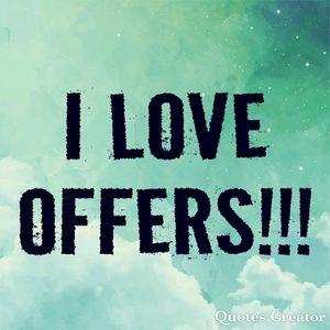 😍I love REASONABLE offers! 😍