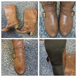 BONGO Brown Boots