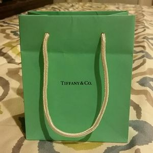 Tiffany & Co. Other - Tiffany & co gift bag