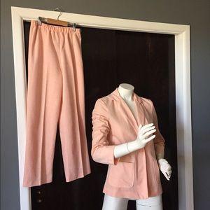 Vintage Devon pant suit.
