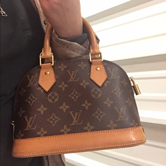 3d0ab29c776c Louis Vuitton Handbags - Louis Vuitton Alma BB