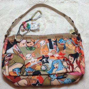 tokidoki Handbags - Rare Tokidoki X LeSportsac Discontinued-Like New