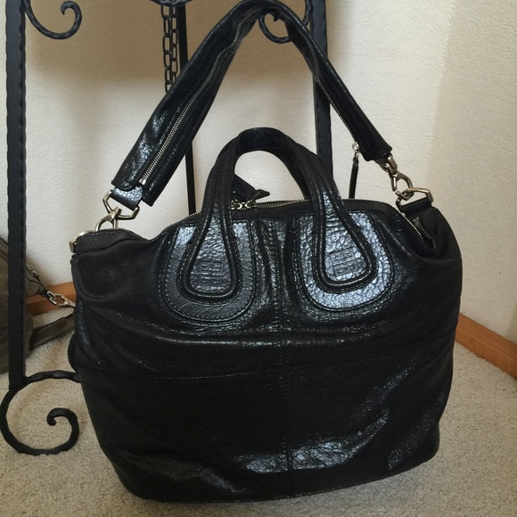 4695614ccf2 Givenchy Handbags - Givenchy Nightingale Satchel