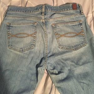 Abercrombie & Fitch Other - A&F jeans NOT KIDS SIZE!
