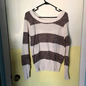 Chunky knit roxy sweater