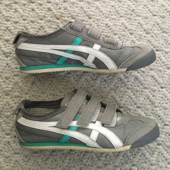 low priced 77f2b 0c4d7 Asics Onitsuka Tiger Velcro Classic Shoes