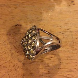 Topaz Jewelry - Vintage topaz ring