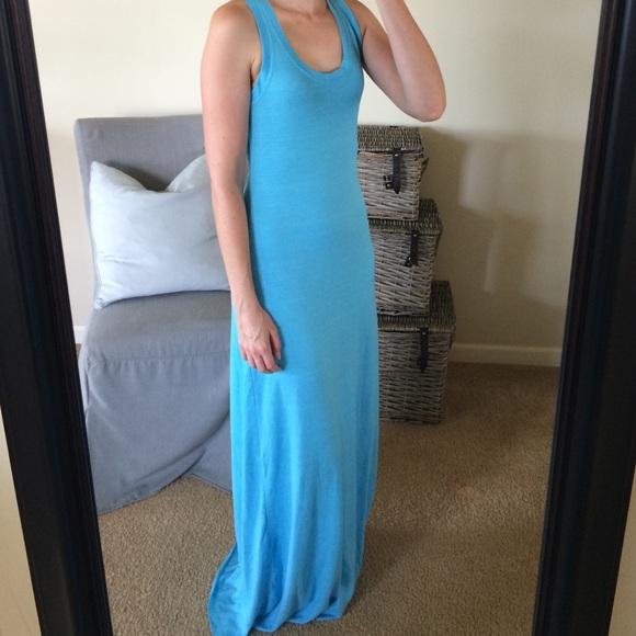 Alternative Apparel Dresses New Racerback Maxi Dress Poshmark