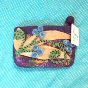 Rising Tide Handbags - Rising Tide Small Clutch