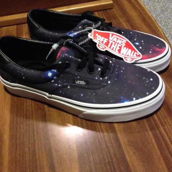 2019 real outlet boutique new items New! Galaxy/Space themed Vans