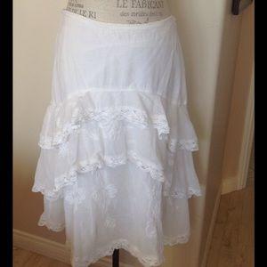DA-Nang Ruffle Skirt