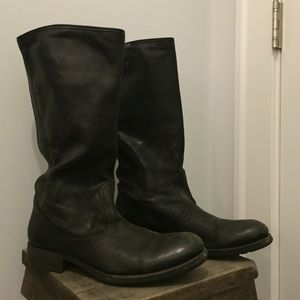 n.d.c. Shoes - NDC handmade black leather boots