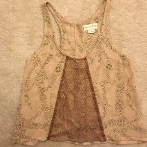 Cute tank top - Sz - XS