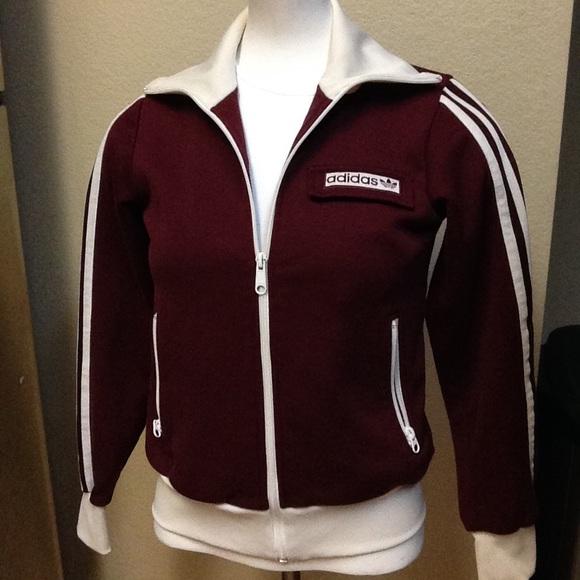 Adidas giacche & cappotti vintage binario dimensioni x poshmark giacca addosso