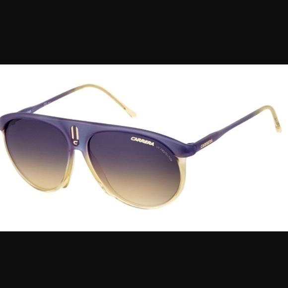 e3ff1ae40950 Carrera Accessories | 29s Violet Yellow 083w | Poshmark