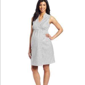 Maternal America Dresses & Skirts - Maternal America wrap dress