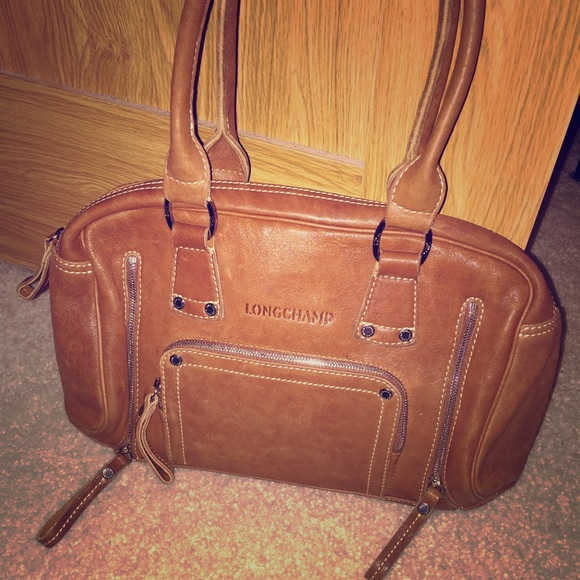 a32a2556ab080 Longchamp Handbags - Final 🎉SALE⭐️Longchamp handbag brown only used 1