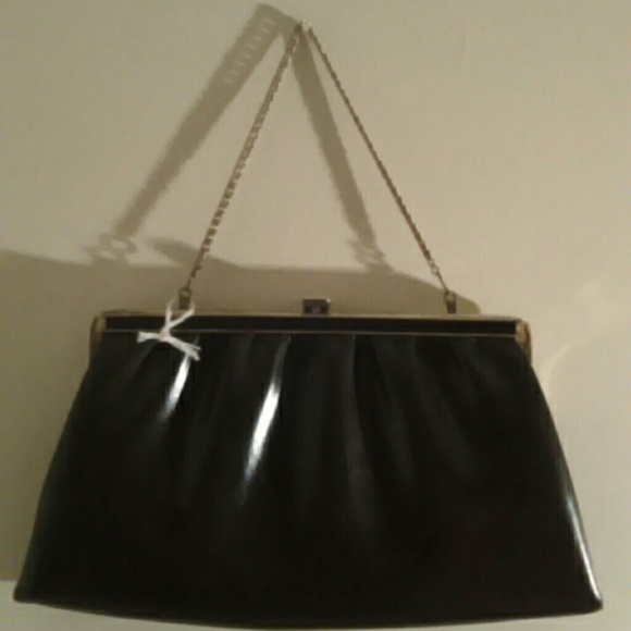 HL usa Bags   Vintage Brown Harry Levine Clutchpurse   Poshmark f744565ee4