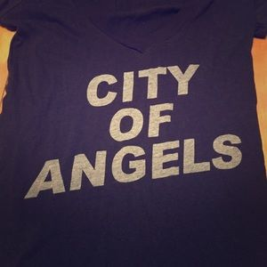 "BDG Tops - ""City of Angels"" BDG t-shirt"