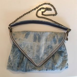 Matt & Nat crossbody shoulder bag clutch  chain