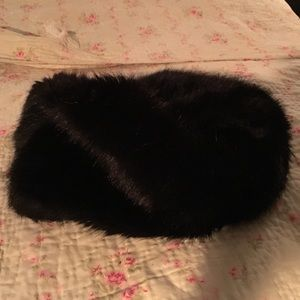 Accessories - Fur neck stole