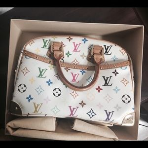 Authentic Limited Edition Multicolor LV