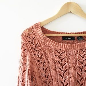 Sweaters - Coral Sweater ✨