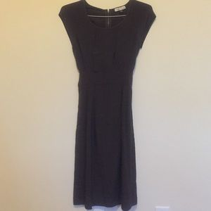 Shabby Apple charcoal dress