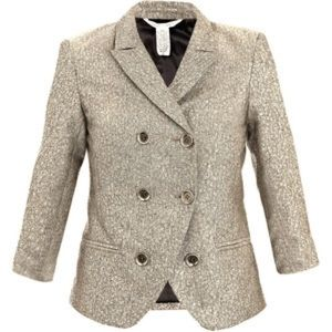 DVF Little Tweed Jacket