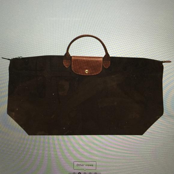 Longchamp Bags   Le Pliage Extra Large Travel Bag   Poshmark 3b05cbe9a1