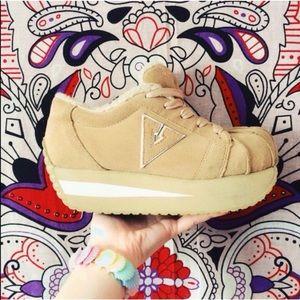 20499e4dba22 Volatile Shoes - Vintage Rare 90s Volatile Sneakers
