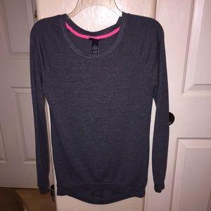 Rue 21 gray sweater size XS