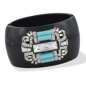 Kenneth Jay Lane Jewelry - Reduced Again ✂ Kenneth Jay Lane Art Deco Cuff