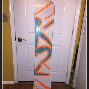 WWW K2 Snowboard for sale