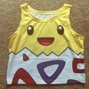 Tops - 💖SALE💖NWOT Pokemon Crop Tank
