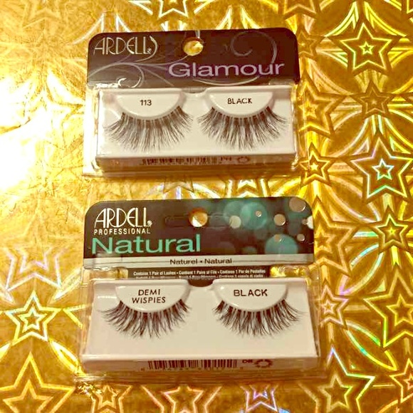 71af904f687 Ardell Makeup | 2 Pairs Of False Lashes 113 Demi Wispies | Poshmark