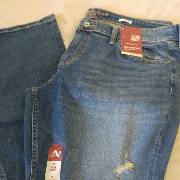 38% off Arizona Jean Company Denim - Arizona Jean Co. Slim Boot ...